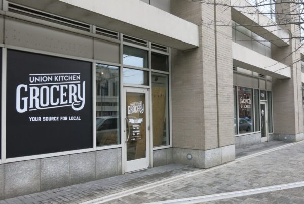 Union Kitchen Grocery, Convention Center location